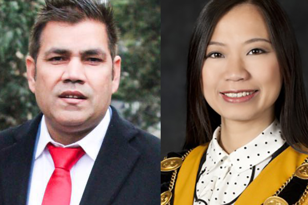 Article image for Two more candidates emerge in Lord Mayor race