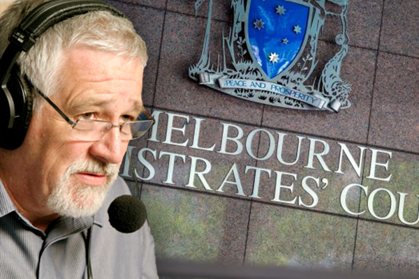 Article image for Neil Mitchell's warning to the Victorian judiciary