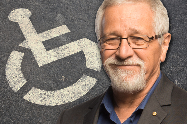 """Article image for The man who showed Neil Mitchell """"what courage is about"""""""