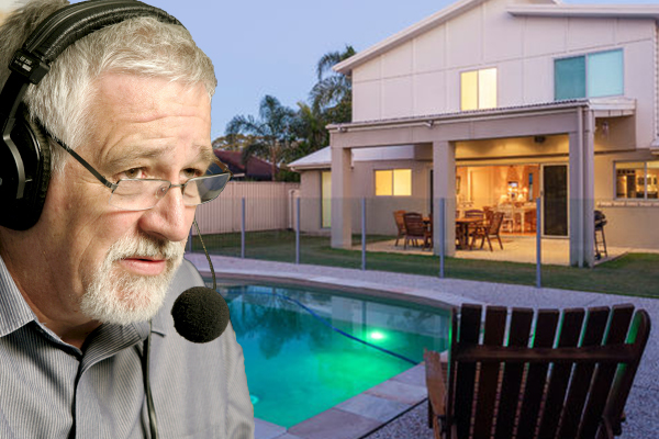 Article image for 'Sounds like a back-down': Planning Minister's pool fence announcement falls flat on 3AW