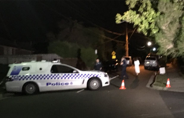 Article image for Homicide investigation: Man found dead in Ringwood driveway