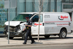 'Oh my God, it was awful': Ten dead, 15 injured after van mows down Toronto pedestrians