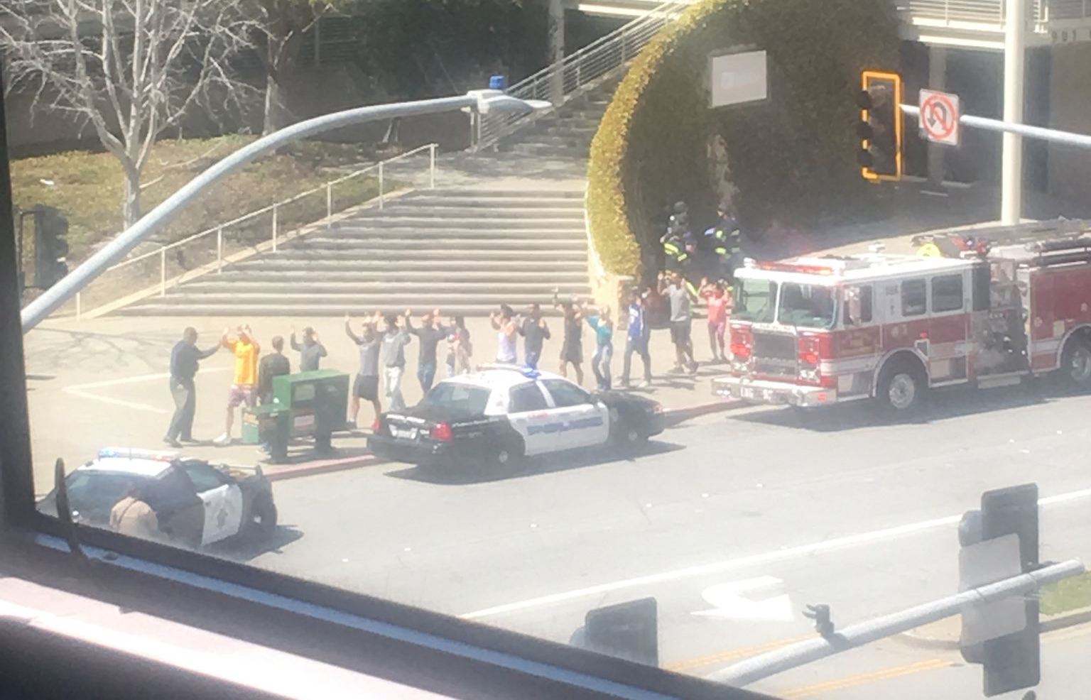 Article image for Police respond to a shooting at YouTube headquarters