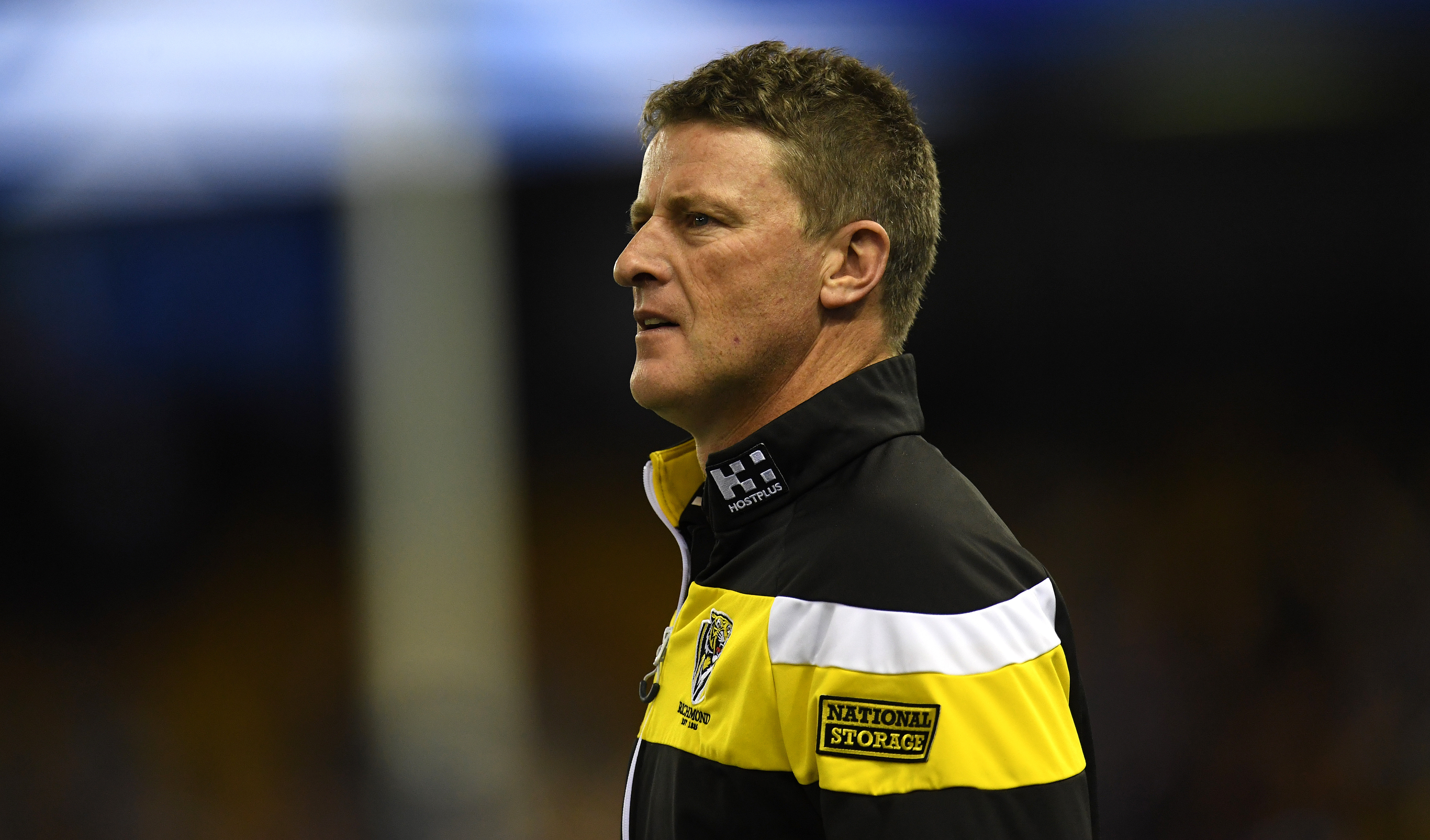 Article image for Damien Hardwick SLAMS score reviews after Richmond's win over St Kilda