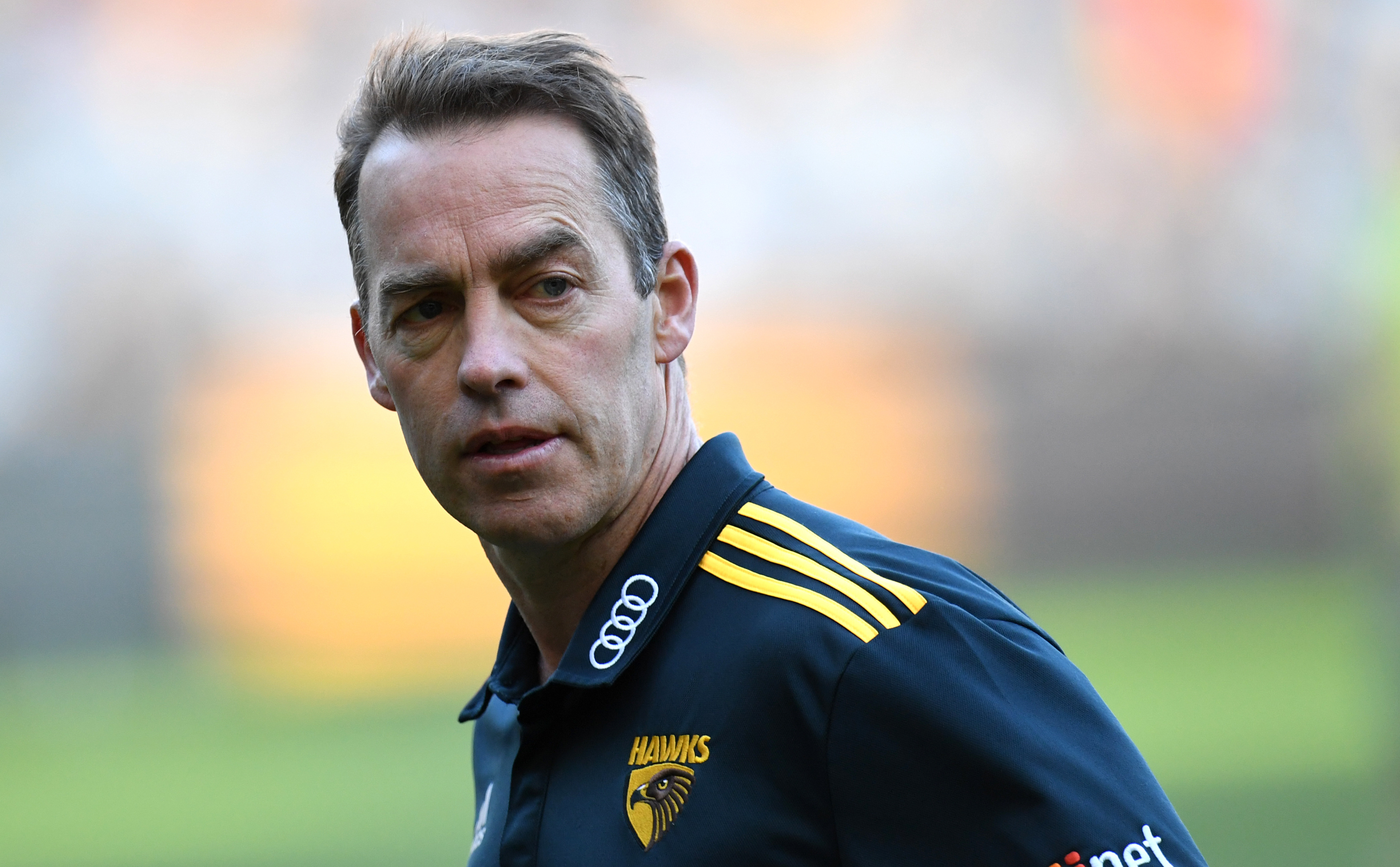Article image for 'That's not AFL footy': Alastair Clarkson expresses some concerns about the state of the game