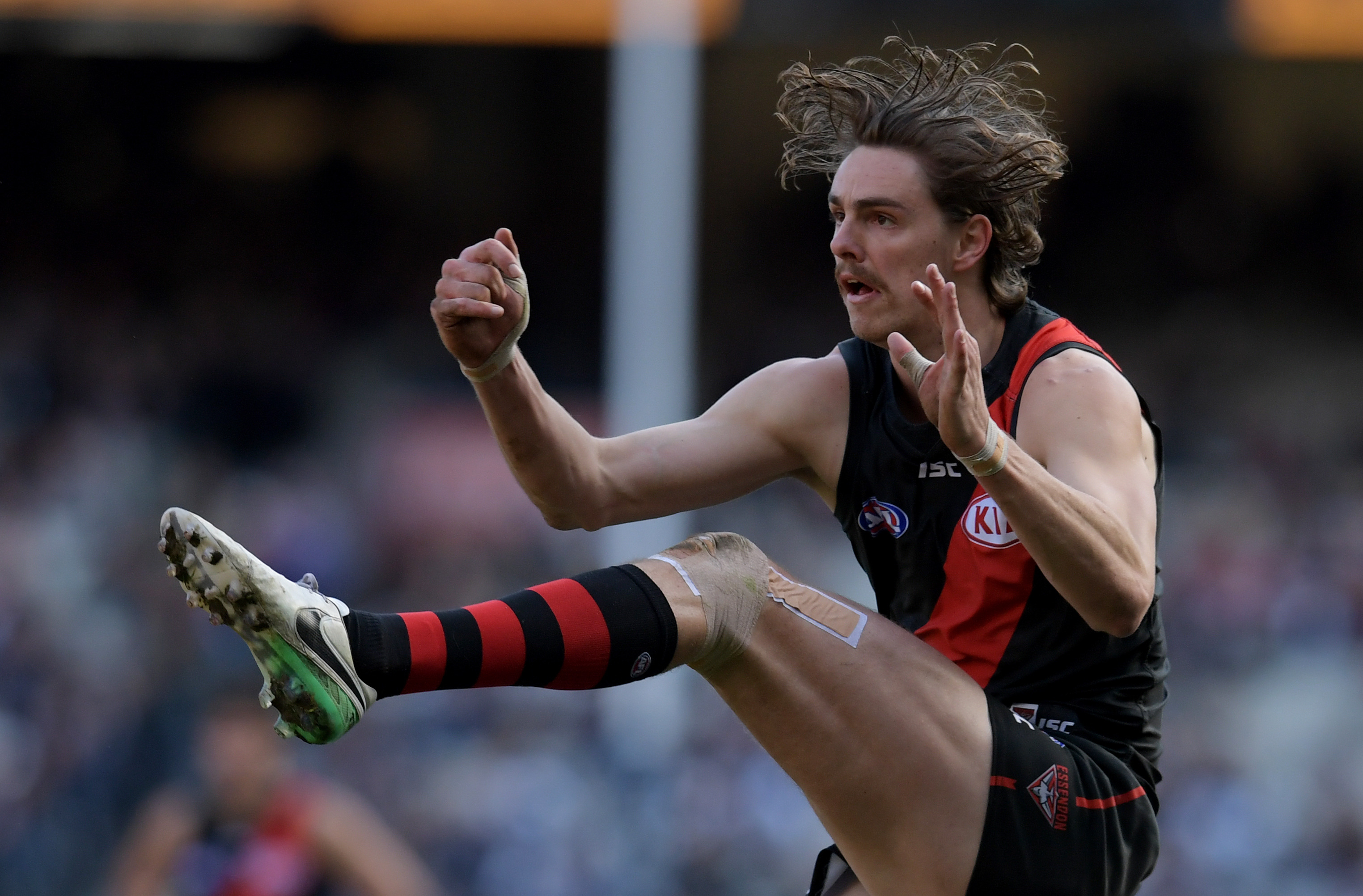 Article image for Bombers coach open to 'exploring' drastic options to get Joe Daniher back in form