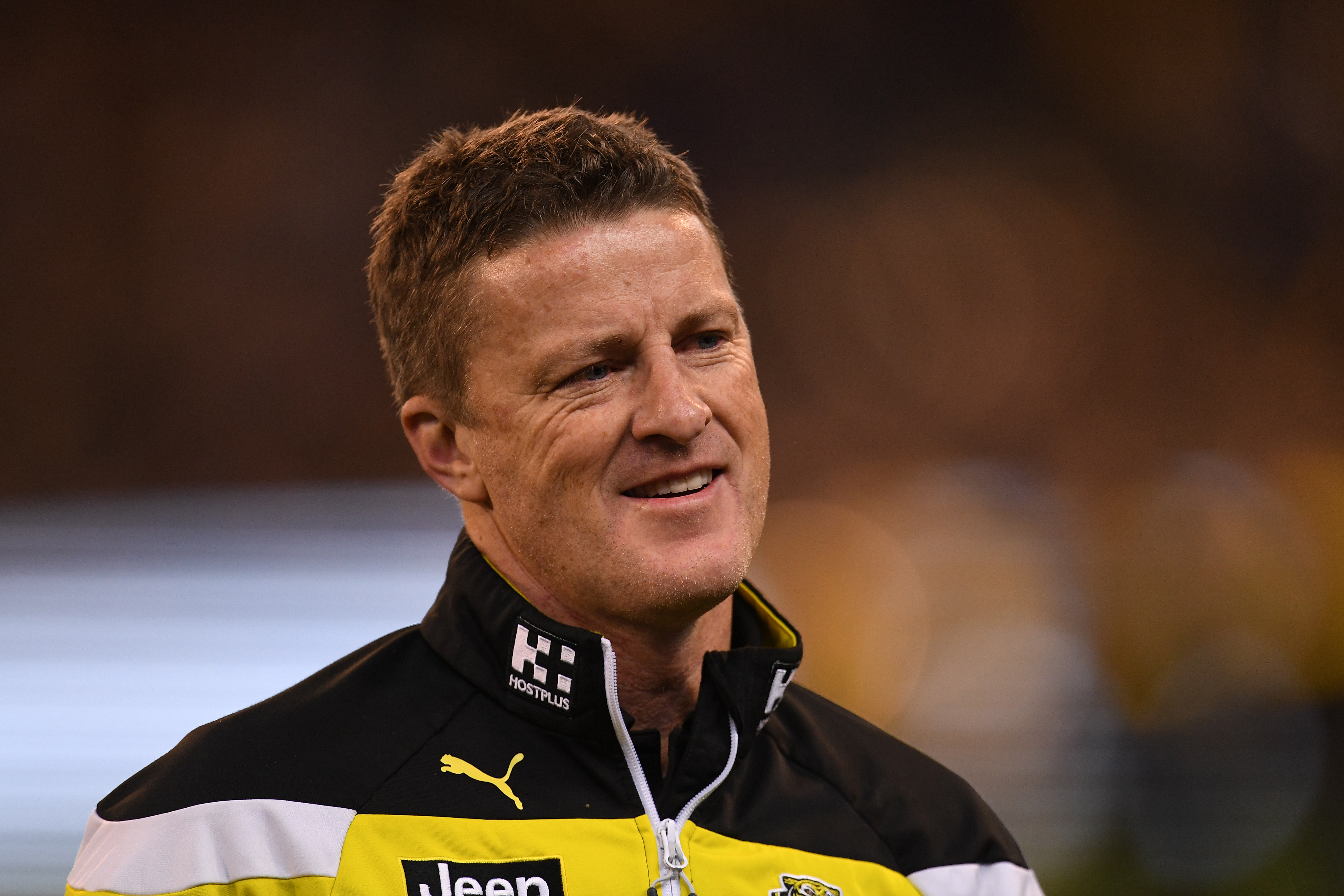 Article image for Steven Hocking responds to Damien Hardwick's criticism of the goal review system