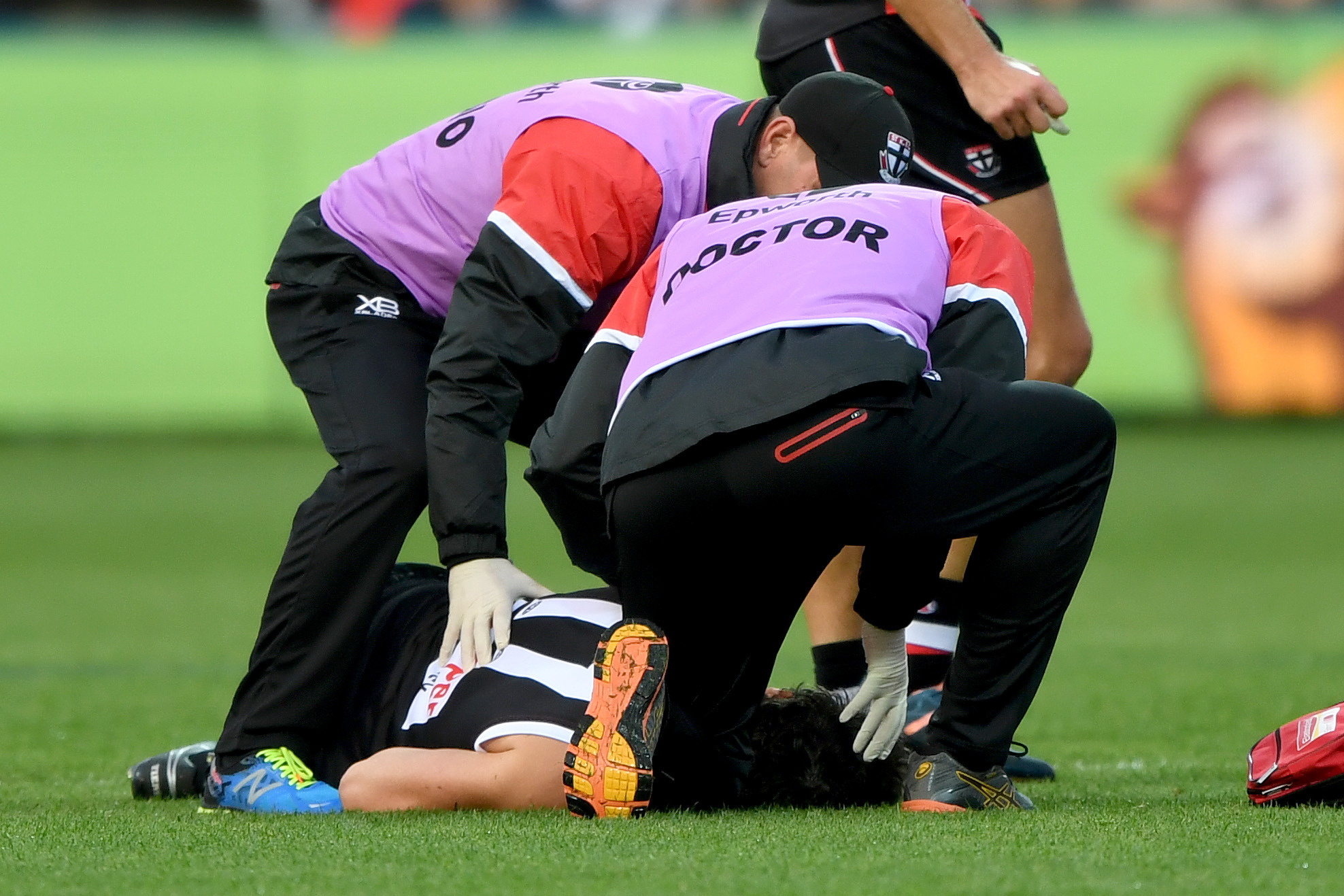 Article image for Dylan Roberton won't play again this season