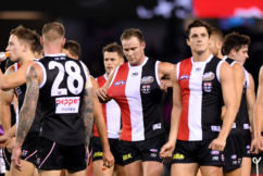 Grant Thomas REALLY doesn't rate St Kilda's playing list
