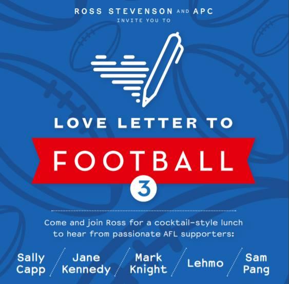 Article image for Ross Stevenson's Love Letter to Football