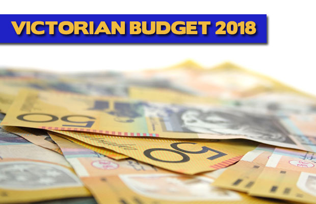 Article image for Victorian budget for 2018 revealed