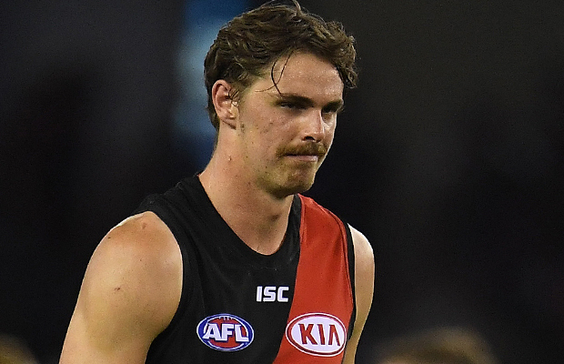 Article image for Joe Daniher's season stalled with new injury