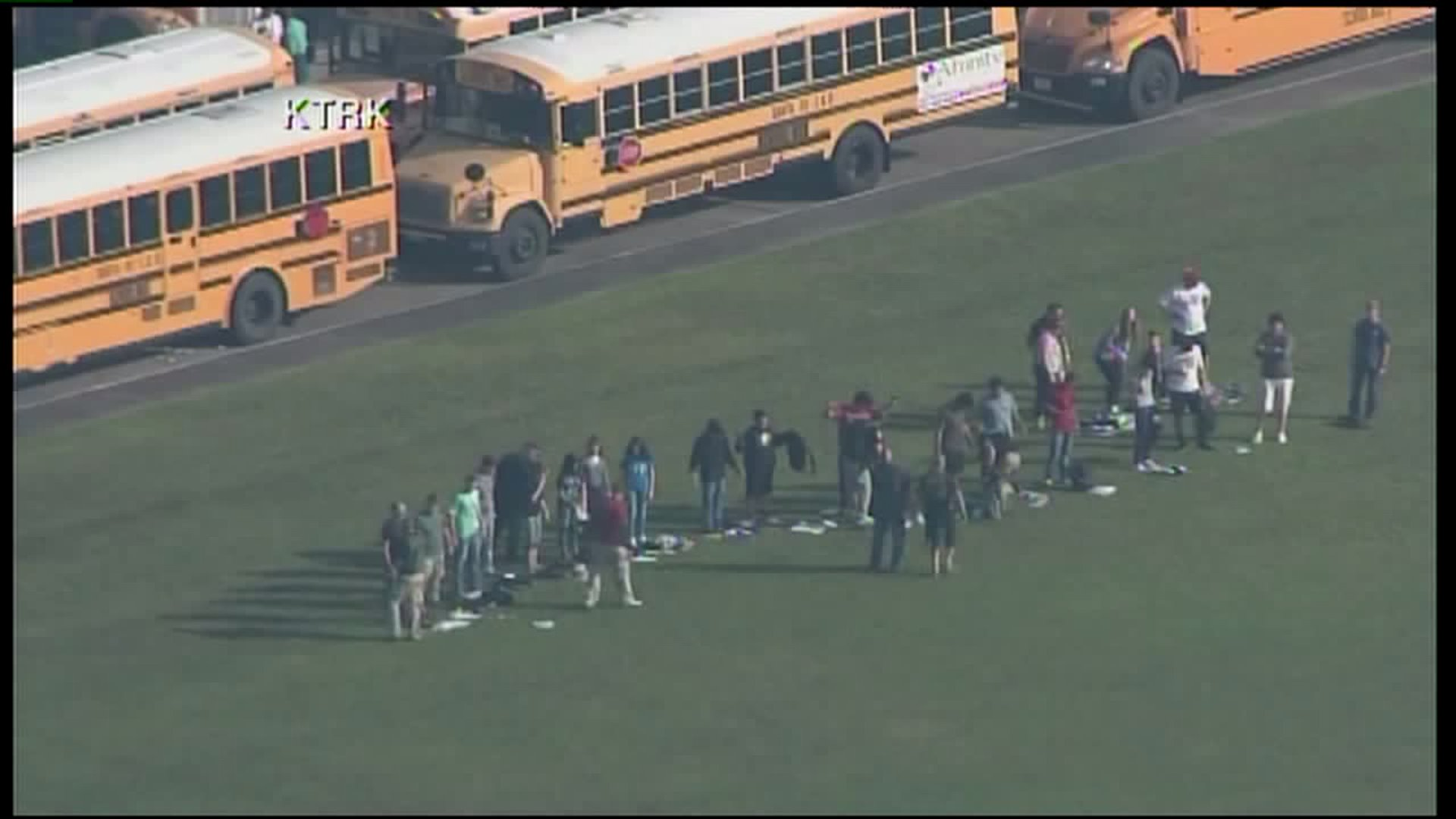 Article image for Ten people have died in a shooting at a high school in Texas