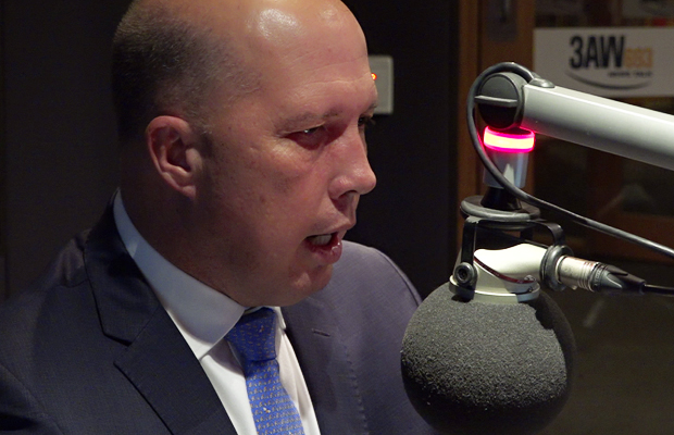 Article image for Peter Dutton explains how security will increase on domestic flights