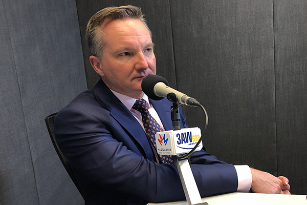 Shadow Treasurer Chris Bowen slams government's budget repair