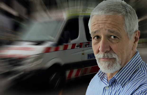 Article image for There's a lot Neil Mitchell wants to tell you about the women who bashed a paramedic