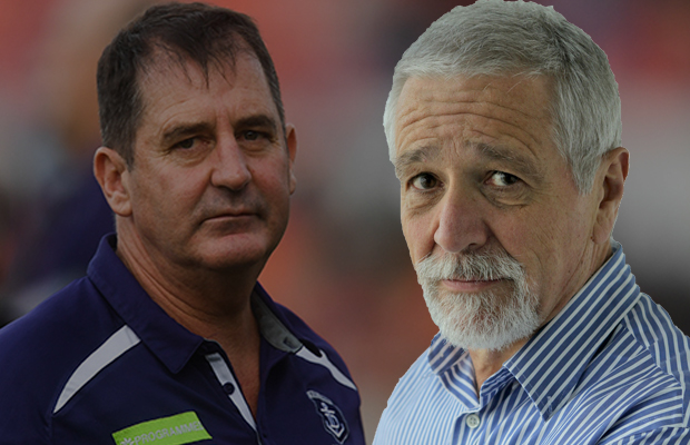 Article image for Neil Mitchell says several questions 'demand answers' following Ross Lyon allegations
