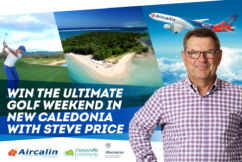 Win the Ultimate Golf Long Weekend in French Paradise with Steve Price