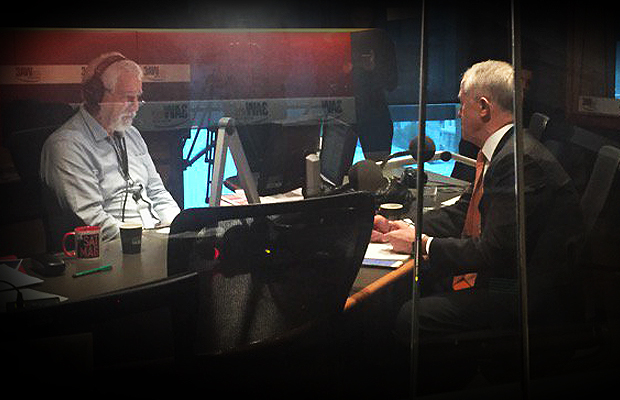 Article image for Full interview: Malcolm Turnbull promises more police with more power in airports