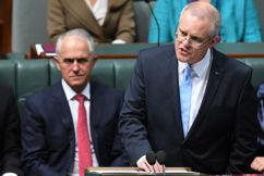 Full speech: Scott Morrison delivers the 2018 budget