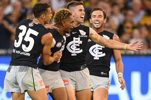 Article image for 'If the rule is there, you should take it': Richo reacts to Carlton declaring the club won't seek a priority pick