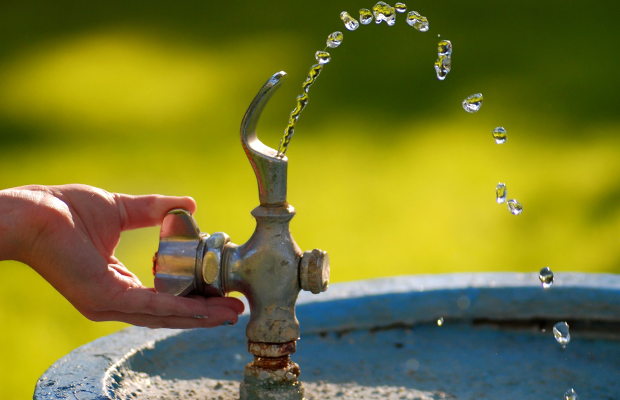 Article image for Water fountain lead concerns: Why we need to get them right