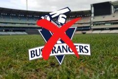 Decision to rebrand Victoria's cricket team a 'waste of time, energy and effort'