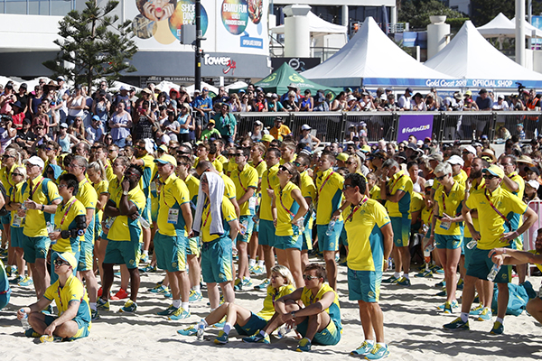 Article image for 'It baffles me a little bit': Commonwealth Games athletes seeking asylum