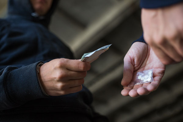 Article image for 'The message is not getting through': The war on drugs is not being won