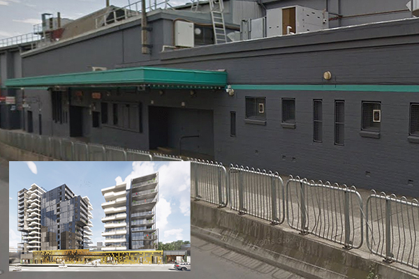 Article image for 'It's a dump!': Festival Hall move prompts severe reaction from Ross