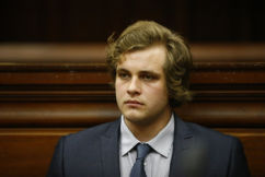 Former Perth school boy found guilty of triple murder in South Africa