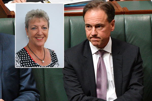 Article image for Katherine's 'feisty' mayor says getting an apology from Greg Hunt has been a 'drawn out' process