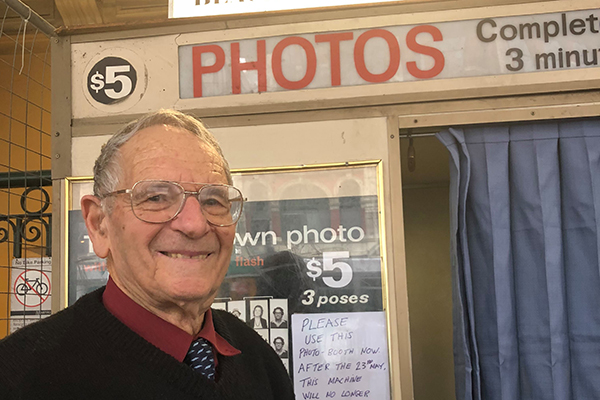 Metro to find 'new location' for 'iconic' photo booth