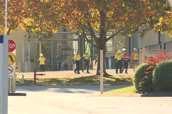 Article image for Worker dies, two others critical after toxic gas leak