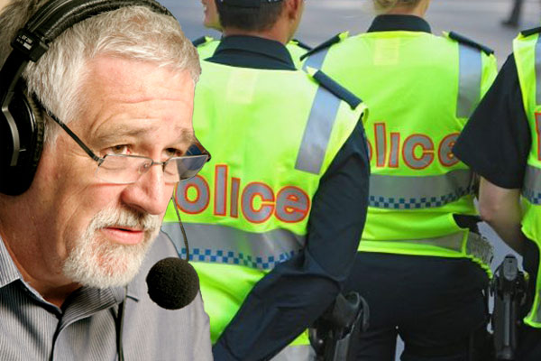 Article image for Neil Mitchell says there's been a 'huge breach of trust' over fake breath tests
