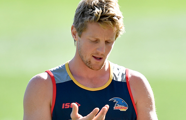 Article image for 'That's nasty' | Rory Sloane's latest injury sparks concern