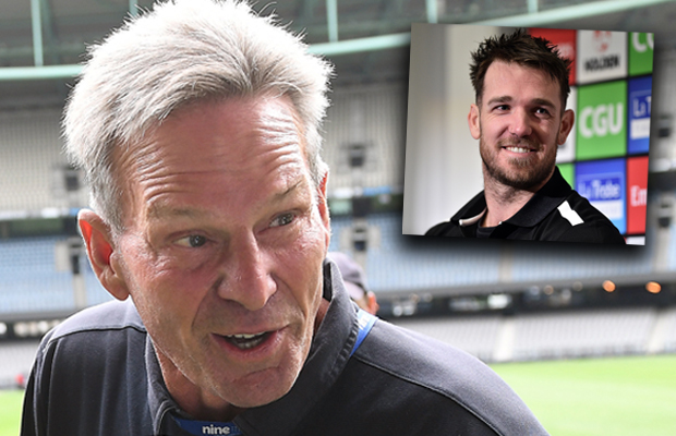 Article image for Sam Newman launches passionate defence of Dane Swan following video leak