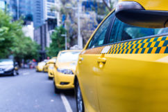 Disturbing interaction with taxi driver leaves Melbourne mum 'flustered, upset'