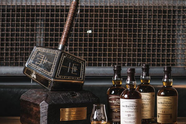 Article image for Brazen thieves steal Thor inspired, custom made whiskey decanter