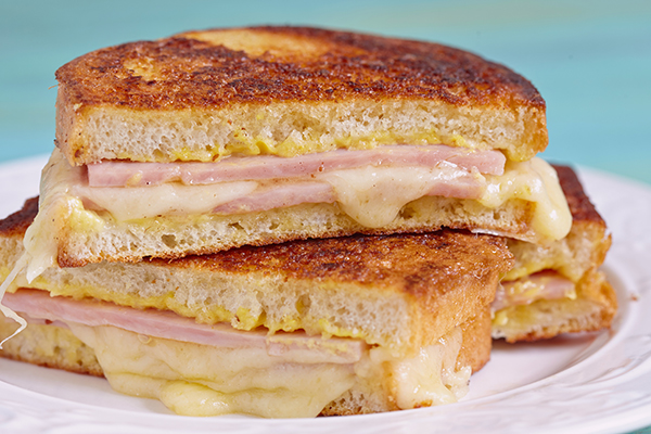 Article image for Sophie Storen recipe: The humble Toastie