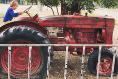Popular primary school playground tractor 'too dangerous' for students