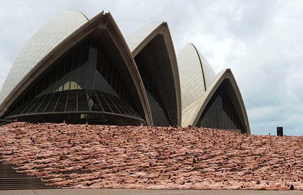 Article image for Spencer Tunick coming to Melbourne for mass nude photo in new location