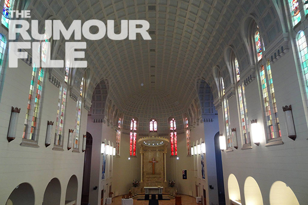 Article image for Victoria Police considering removing cross from academy chapel
