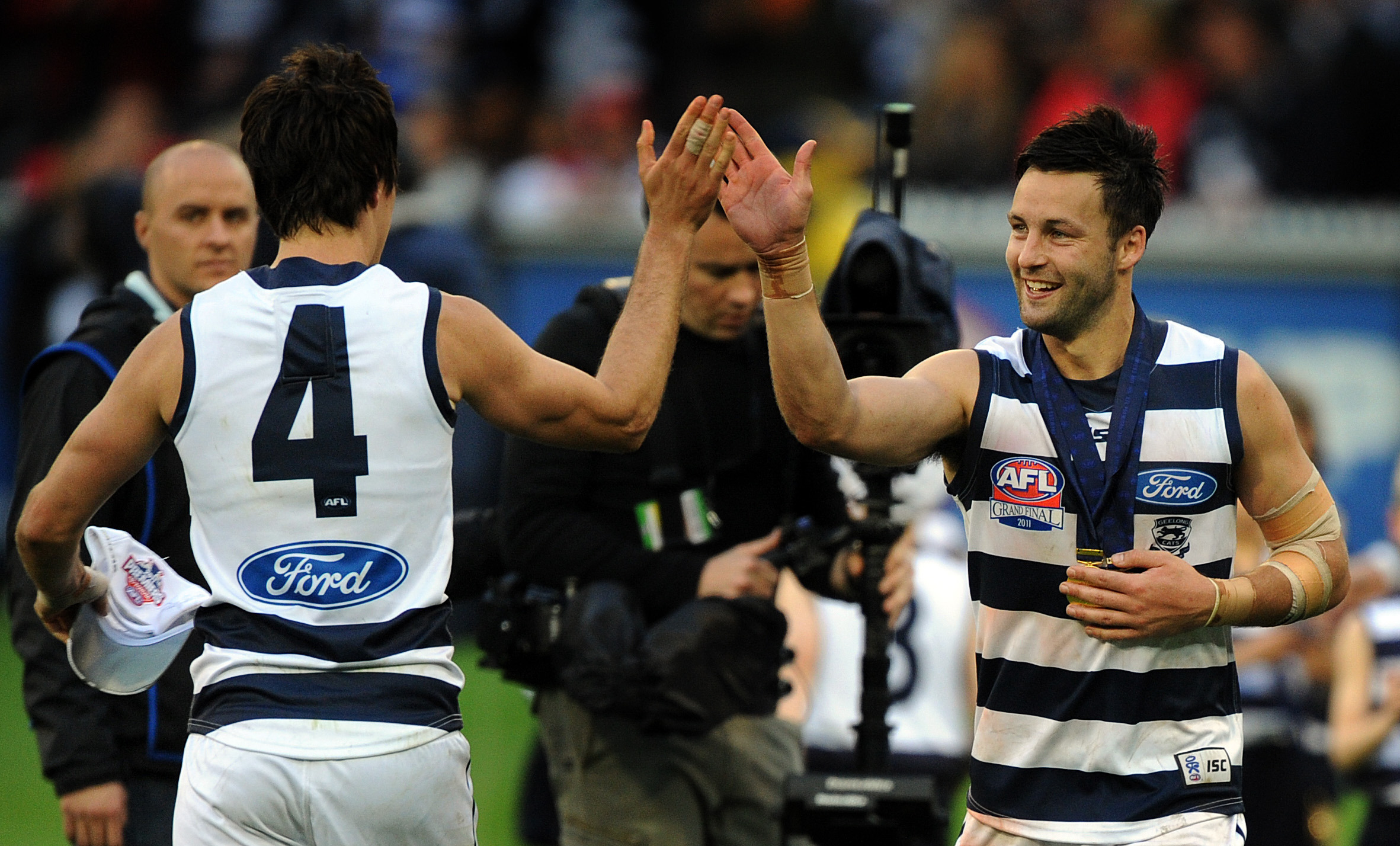 Article image for How Jimmy Bartel's premiership rings ended up at the tip!