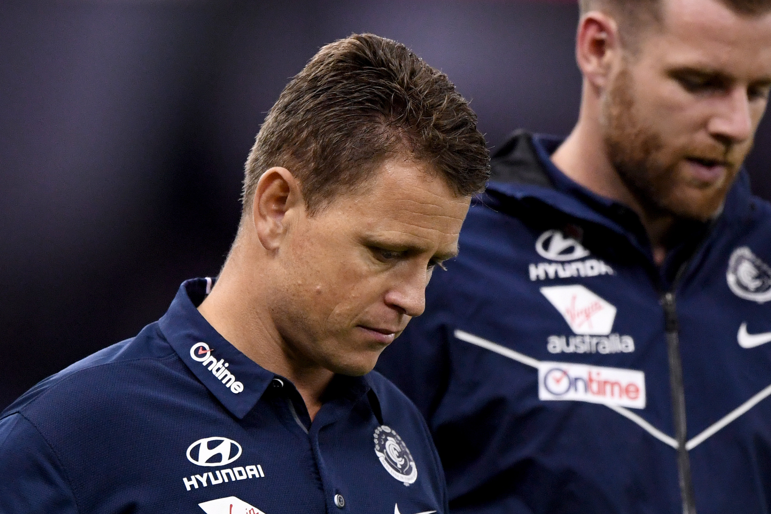Article image for AFL's fixture boss responds to criticism of Carlton's Friday night games
