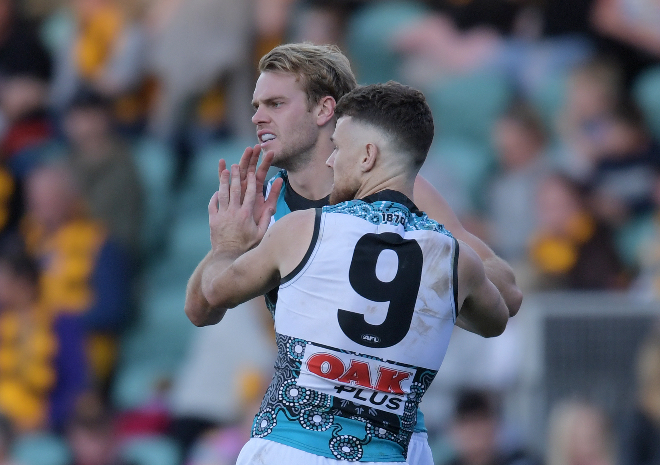 Article image for Lloydy's hope for Jack Watts after he was dropped by the Power