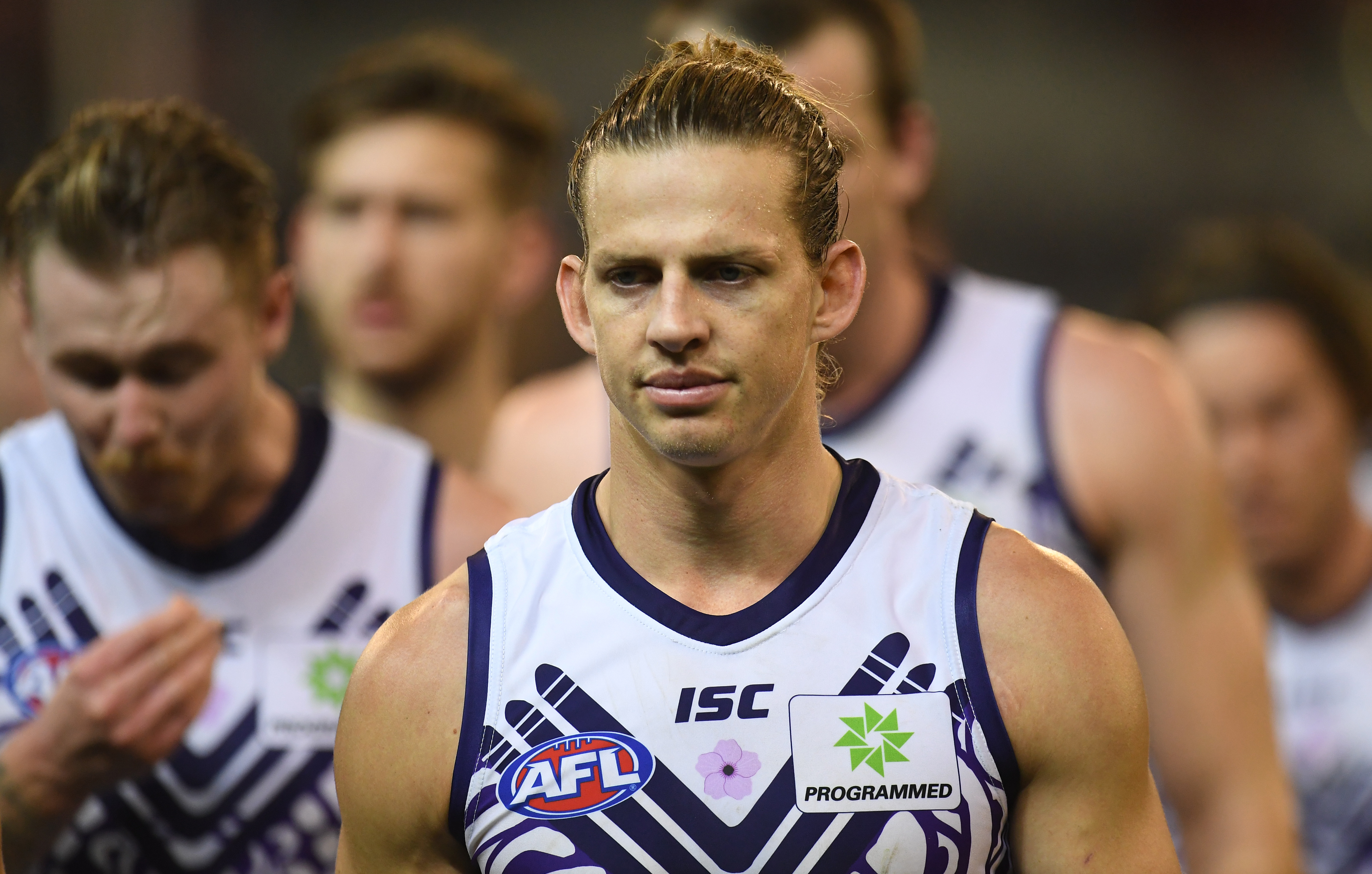 Article image for Nat Fyfe suspended by Match Review Officer