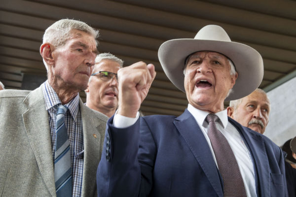 Bob Katter: 'The government yarded us and the banks butchered us'