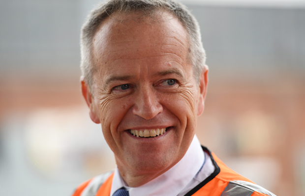 Article image for Bill Shorten backs away from 'captain's call'
