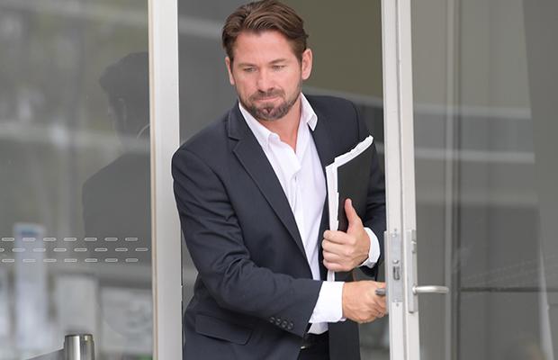 Article image for Former North Melbourne star appeals jail sentence over assaults on former partner